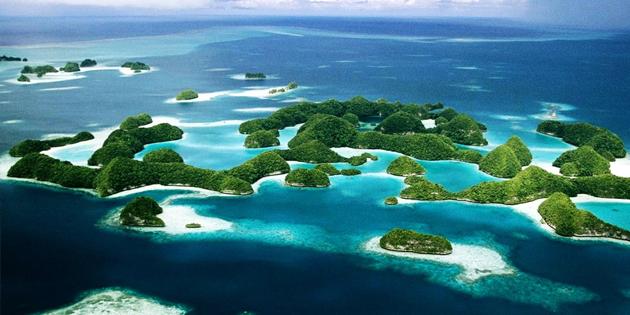 Las Islas Encantadas