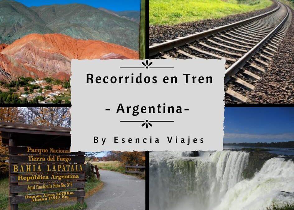 Recorridos en tren por Sudamérica III