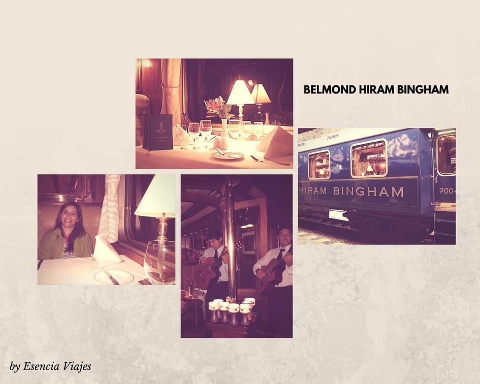 Tren Belmond Hiram Bingham by Esencia Viajes