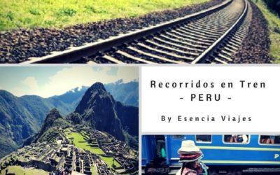 Recorridos en tren por Sudamérica I