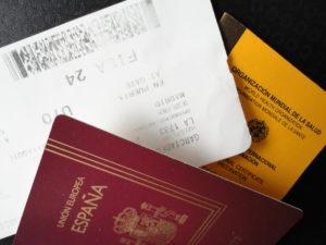 Trámites en aeropuerto - Documentación - Esencia Viajes