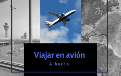 Viajar en avión II – A bordo