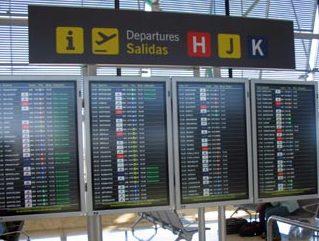 Trámites en aeropuerto - Salidas - Esencia Viajes