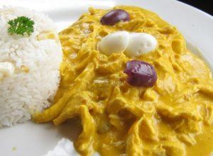 Aji de Gallina - Gastronomía Perú