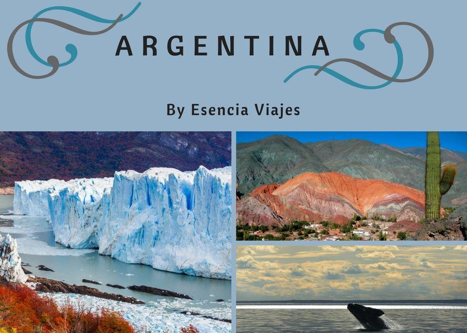 8 lugares imprescindibles en Argentina