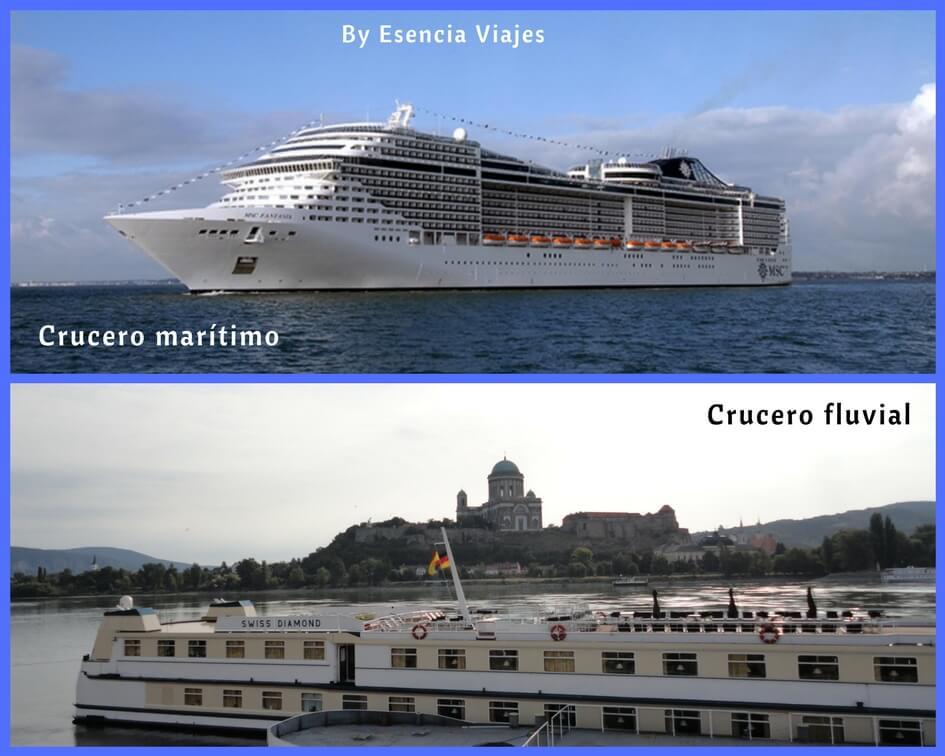 Crucero marítimo o fluvial - By Esencia Viajes