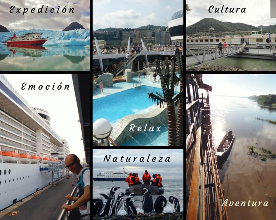Vacaciones en crucero - By Esencia Viajes